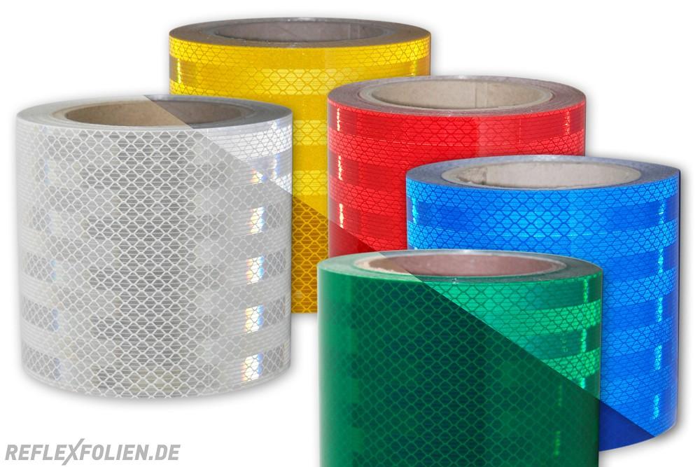 x 100mm 3M™ High Intensity Reflexband 3430 RA2//C Reflexfolie reflektierend lfm