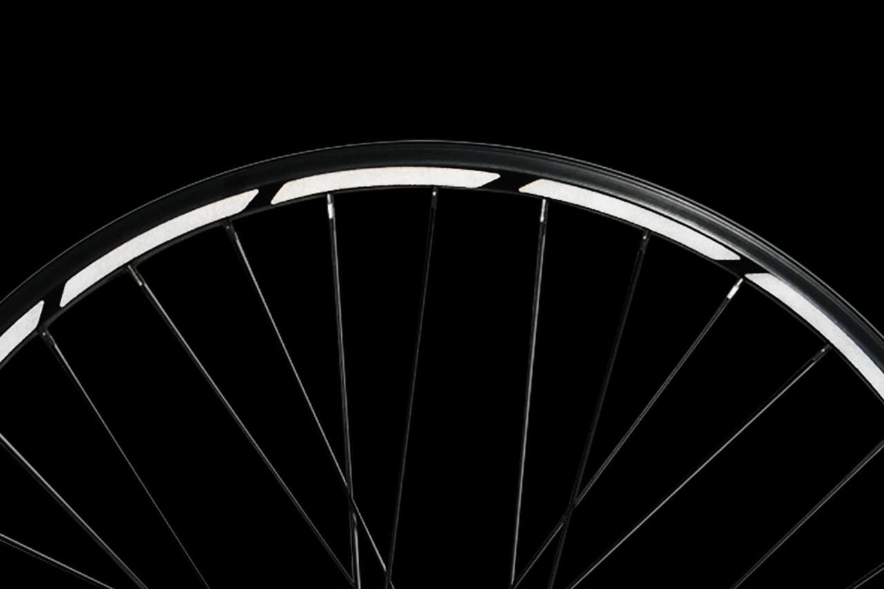 Details Zu Reflektoren Aufkleber Fürs Fahrrad 40 Streifen Im Set Optimal Für 275 28 29