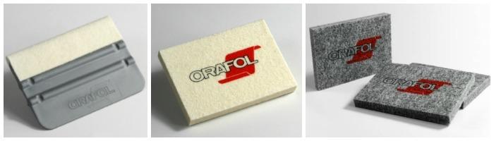 Rakel von Orafol mit Filz