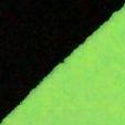 schwarz grün nachleuchtend